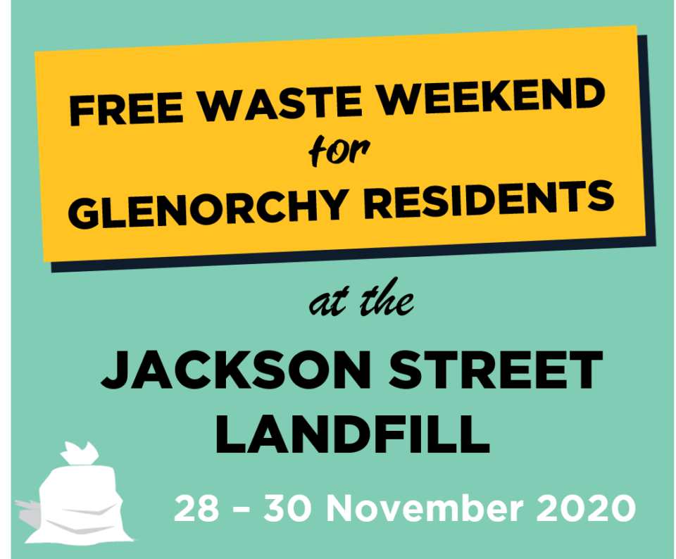 Free Waste Weekend tile