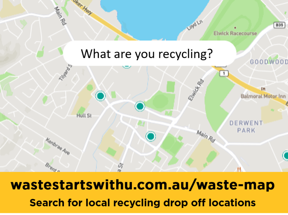 Waste map