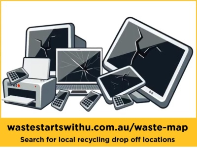 E Waste on Waste Map2