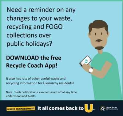 Recycle Coach Promo1 reminders